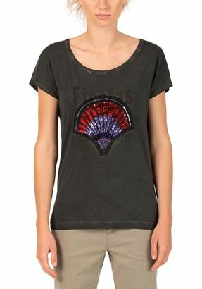 Timezone Women's Printed Oversize T-Shirt