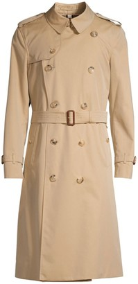 Burberry Long Chelsea Heritage Trench Coat