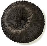 J Queen New York Bridgeport Tufted Chenille Round Pillow