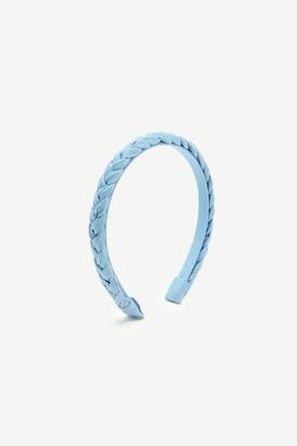 Ardene Braided Denim Headband