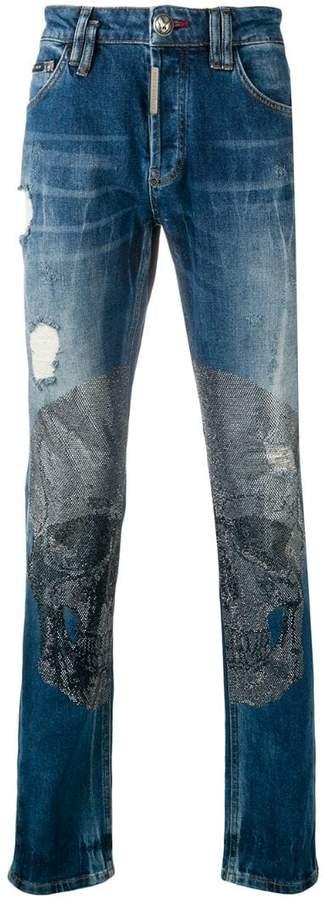 d1164a8f51a Philipp Plein Men's Jeans - ShopStyle
