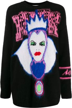Iceberg Wicked Queen knitted jumper