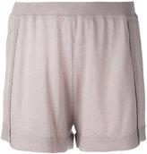 Le Kasha - Bombay shorts - women - Cashmere - S