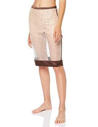 Vendome Aoyama Les Jupons de Tess Women's Skirt, Pink Blush