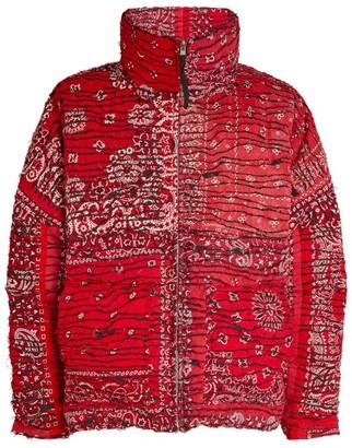 Children Of The Discordance Bandana Padded Jacket