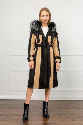 J.ING La Terra Long Hooded Coat