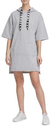 Dkny Sport Hoodie Sneaker Dress