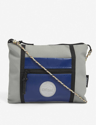 Sealand Roachie upcycled cross-body bag