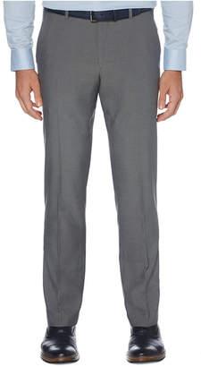 Perry Ellis Portfolio Men Modern-Fit Performance Stretch Subtle Pattern Dress Pants