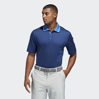 adidas Adipure Premium Two-Tone Polo Shirt
