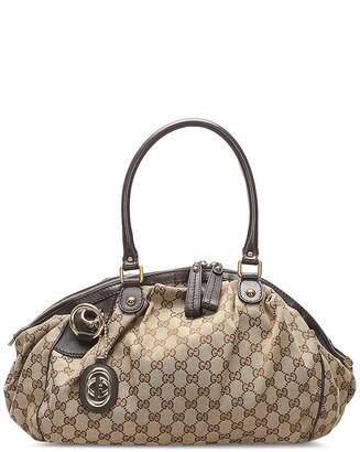 Gucci Pre-Owned GG monogram Sukey tote bag