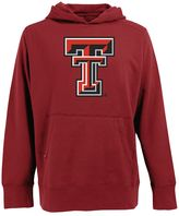 Antigua Men's Texas Tech Red Raiders Signature Fleece Hoodie