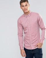 Boss Orange Edipoe Oxford Shirt Slim Fit Buttondown