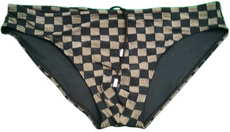 Louis Vuitton Brown Polyester Swimwear