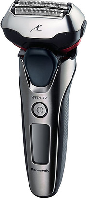 Panasonic Arc5 5-Blade Wet/Dry Electric Shaver Es-Lv95-S, Size: S