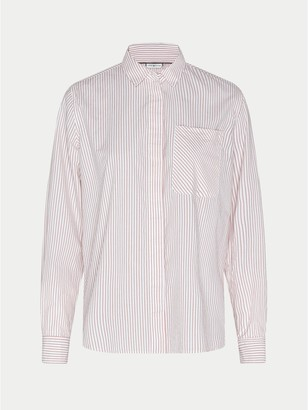 Tommy Hilfiger Relaxed Fit Stripe Shirt