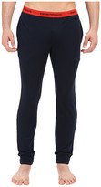 Emporio Armani French Terry Cuffed Pants