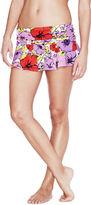 Lands' End Women's Regular Isla Vista Floral Mini SwimMini