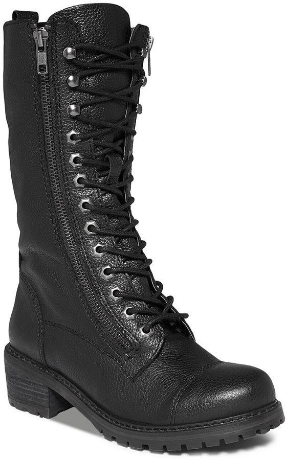 Kelsi Dagger Wonder Combat Boots
