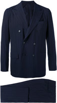 Kiton two piece suit - men - Cupro/Virgin Wool - 48