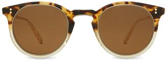 Mr. Leight Crosby S Dtort-12kg/brn Sunglasses