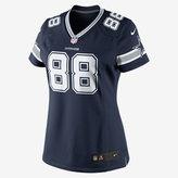 Nike NFL Dallas Cowboys Limited Jersey (Dez Bryant) Women's Football Jersey