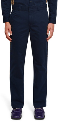 Dickies 1922 X Opening Ceremony Contrast Leopard Side Stripe Pant