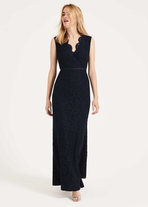 Phase Eight Paola Lace Fishtail Dress