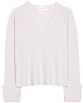 Helmut Lang Cotton, Wool And Cashmere Sweater