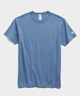Todd Snyder Champion Basic Jersey Tee in Cadet Blue