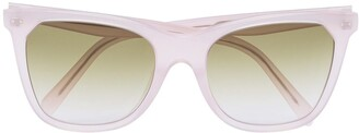Celine Square Cat Eye Sunglasses