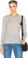 James Perse Thermal Crew Sweater