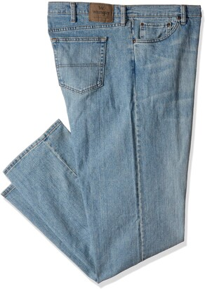 Wrangler Authentics Big and Tall Mens Big & Tall Relaxed Fit Jean
