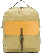 Ally Capellino iAn waxed backpack