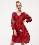 LOFT Bohemia Shirtdress