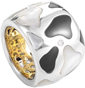 Roberto Coin 18K Two-Tone Diamond & Gemstone Ring