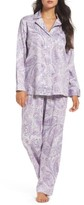 Lauren Ralph Lauren Women's Notch Collar Pajamas