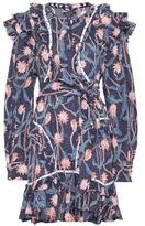 Isabel Marant Ullo printed cotton dress
