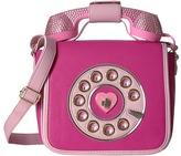 Betsey Johnson Rhinestones Phone Crossbody