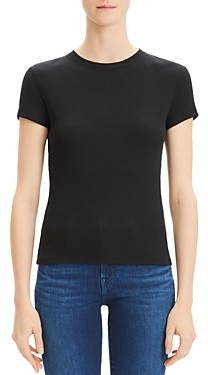Theory Tiny Ribbed Tee