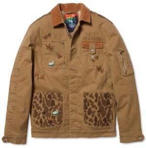 Born Fly Men's Big & Tall Field Jacket