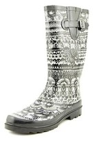 Sakroots Rhythm Round Toe Synthetic Rain Boot.