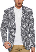 U.S. Polo Assn. Classic Fit Woven Paisley Sport Coat