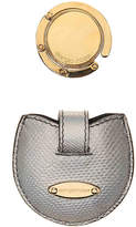 Sergio Rossi Unisex Gold Plated Purse Hook -Silver