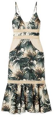 PatBO 3/4 length dress