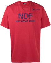 Raf Simons New Dawn Fades print t-shirt