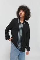Sweet Sktbs SWEET SKTBS Zip-Front Polo Shirt