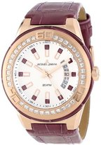 Jacques Lemans Women's 1-1776H Miami Sport Analog Swarovski Crystals Watch