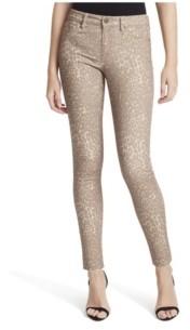 Jessica Simpson Kiss Me Mid-Rise Super Skinny Faux Pocket Jeans