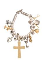 Saint Laurent Perles Custom Bracelet